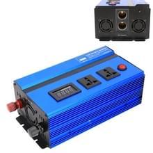 1000W DC 24V naar AC 220V auto multi-functionele zuivere sine wave Power Inverter  willekeurige kleur levering