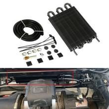 Auto Universal Modified Radiator Transmission Oil Cooler  6-rijige