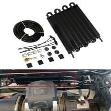 Auto Universal Modified Radiator Transmission Oil Cooler  8-rijige