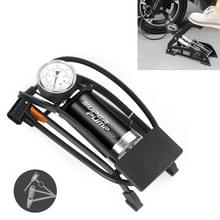 9801E Auto / Motorfiets / Fiets Draagbare Single Pipe Opblaasbare Cilinder Pedaal luchtpomp