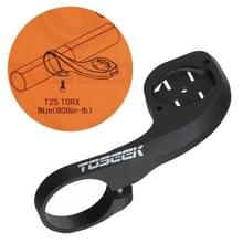 TOSEEK Timer Code Fixed Seat Speed Connection Extension Bracket Mountainous Bicycle Parts  Total Length: 110mm