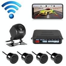 Auto WiFi parkeersensoren achteruitrijden Radar Camera  Sensor Diameter: 22mm