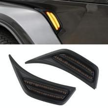 Auto Wheel Leaf Turn Signal Light voor Jeep Wrangler JL