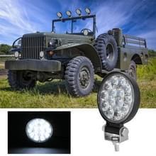 D0037 9.8 W 10-30V DC 6000K 3 inch 14 LEDs cirkel offroad truck auto rijden licht werk licht Spotlight mistlicht