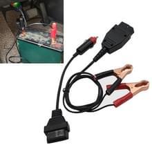 Auto Computer ECU Memory Saver Oplaadbare Batterij Vervanging Tool Kit Accessoires