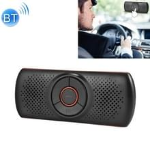 T826 Car Bluetooth Wireless MP3 Player FM Player voor Zonnevizier