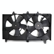 [Amerikaans pakhuis] Auto Plastic Warmte Afvoer Radiator Koelventilator voor Infiniti V6 3.5L