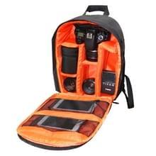 INDEPMAN DL-B012 Outdoor Buitensport Backpack Rugtas Camera Tas voor GoPro  SJCAM  Nikon  Canon  Xiaomi Xiaoyi YI  Afmetingen: 27.5 x 12.5 x 34 cm (Oranje)