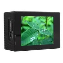 F60 2.0 inch scherm 4 K 170 graden breed hoek WiFi Sport actie Camera Camcorder ontmoet huisvesting Waterdicht hoesje  ondersteuning van 64 GB Micro SD Card(blauw)
