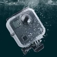 40m waterdichte behuizing beschermhoes voor GoPro Fusion  met gesp fundamentele Mount & schroef & moersleutel