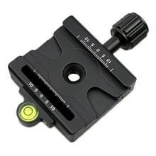 FMA-60 dual-use knop Quick Release Clamp adapter Plate Mount voor Arca Swiss/RRS/SUNWAYFOTO Quick release Plate