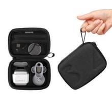 Sunnylife IST-B157 duim anti-shake draagbare camera opbergtas voor Insta360 gaan  grootte: 14 5 x 10 6 x 5.5 cm