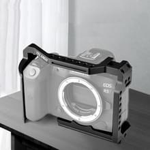 YELANGU C22-A YLG0334B-A Video Camera Cage Stabilizer for Canon EOS R5/R6(Black)