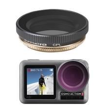 Sunnylife OA-FI173 CPL Verstelbaar lensfilter voor DJI OSMO ACTION