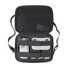 PUIGPRO Portable Carry Box Single Schouder opbergtas voor DJI Mavic Air 2  Formaat: 11x23x31cm(Zwart)