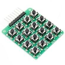 4 x 4 16 belangrijke Matrix toetsenbord Module voor Arduino (groen)