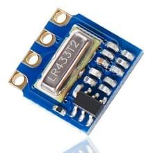 LandaTianrui LDTR-GN002 RF 433MHz Transmitter Receiver Module with Spring Antennas (Blue)
