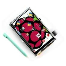 3 5-inch LCD TFT Touchscreen Display Touch schild met Stylus Pen voor Raspberry Pi