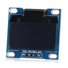 Landa Tianrui LDTR - WG0120 0.96 inch 128 x 64 resolutie I2C Interface OLED Display Module voor Arduino  Screen Display Font kleur: blauw