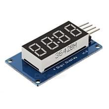LDTR - WG0023 0.36 inch 4 Bit digitale buis LED Module voor Arduino