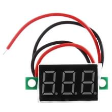 DC 4.5 - 30V LED Panel Voltmeter digitale spanning Meter