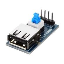 LDTR - B0005 USB Power Converter Module voor Arduino-liefhebbers - blauw