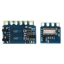 LDTR-GN-0001 RF Transmitter Receiver Module DC 3V 315MHz Wireless Link Kit for Remote Control / Switch / Motorcycles - Blue
