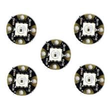 5 stuks LDTR - LB0002 WS2812B LED RGB lichte Module - zwart