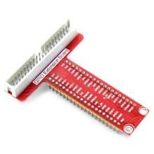 T vorm GPIO uitbreiding Board V1 voor Raspberry Pi B +