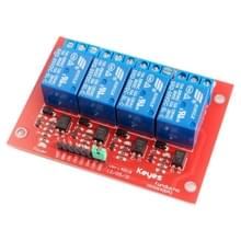 5V 4-CH hoog niveau Trigger Relais Module voor Arduino