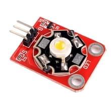 3W hoog vermogen LED bord voor Robot / zoeken / Rescue Platform