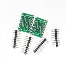 2 stk Landa Tianrui LDTR - YJ032 / D Dual-side SOP20 / SSOP20 / TSSOP20 SMD naar DIP20 Adapter Board voor Arduino
