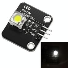 Landa Tianrui LDTR - HM009-Piranha LED Light-emitting lichtgevende Module voor Arduino  Display kleur: wit