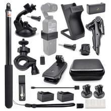 STARTRC 21 in 1 uitbreidingsaccessoires kit voor handheld camera DJI OSMO Pocket