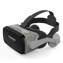 VR SHINECON G07E Virtual Reality 3D Video Glasses Suitable for 4.0 inch - 6.3 inch Smartphone(Grey)