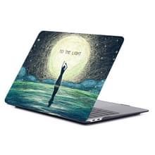 Afdrukken van Matte laptop beschermende case voor MacBook Retina 13 3 inch A1502/A1425 (RS-025)