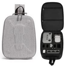 Waterdichte Drone Single Backpack Chest Storage Bag voor DJI Mavic Mini 2 (Grijs)
