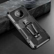 Voor Huawei Mate 40 Machine Armor Warrior Shockproof PC + TPU Beschermhoes(Zwart)