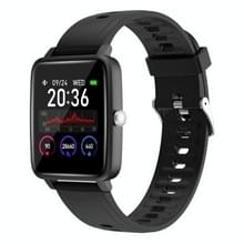 [HK-magazijn] DOOGEE CS1 Smart Watch  1 4 inch Touch Color Screen  IP68 Waterproof  Support 14 Day Endurance & & 12 Exercise Modes & Heart Rate / Sleep Monitoring(Black)