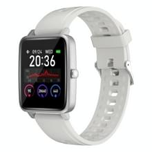 [HK-magazijn] DOOGEE CS1 Smart Watch  1 4 inch Touch Color Screen  IP68 Waterproof  Support 14 Day Endurance & & 12 Exercise Modes & Heart Rate / Sleep Monitoring(Grey)