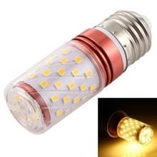 E27 12W 500LM 60 LEDs Corn gloeilamp 185-240V SMD 2835  warm licht 3000K