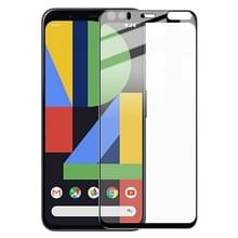 Voor Google pixel 4 IMAK Pro + versie 9H oppervlakte hardheid volledig scherm gehard glas film