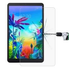 Voor LG G Pad 5 10 1 inch 9H 2.5 D explosieveilige gehard glas film