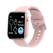 Z11 1 54 inch IPS-scherm Smart Watch  Ondersteuning Slaapmonitor / Bluetooth-foto / hartslagmeter / bloeddrukbewaking (roze)