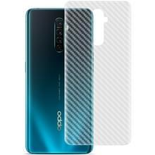 Voor Realme X2 Pro / Oppo Reno Ace IMAK PVC Carbon Fiber Texture Translucent Feel Back Film