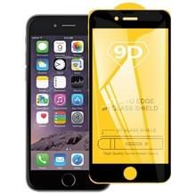 Voor iPhone 6 Plus & iPhone 6s Plus 9D Full Glue Full Screen Tempered Glass Film