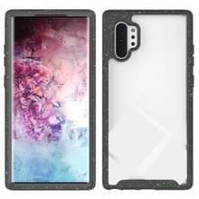 Voor Galaxy Note 10 Plus Shockproof Starry Sky PC + TPU Beschermhoes (Zwart)