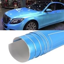 1.52 x 0.5m Auto Car Decorative Wrap Film Symphony PVC Body Changing Color Film (Symphony Dark Blue)