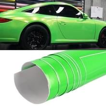 1.52 x 0.5m Auto Decoratieve Wrap Film Symphony PVC Body Changing Color Film (Symphony Green)