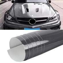 8 x 0 5 m Auto Decoratieve Wrap Film Crystal PVC Body Changing Color Film (Crystal Grey)